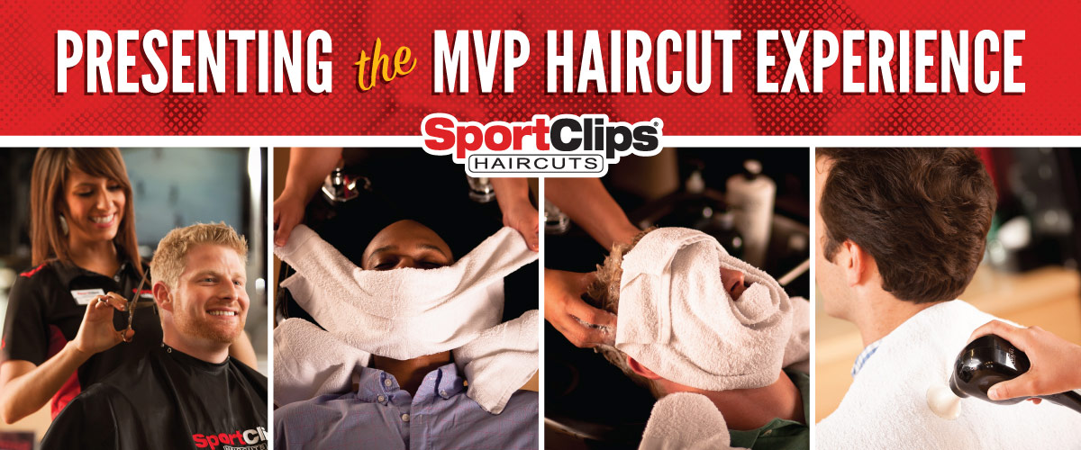 The Sport Clips Haircuts of Minnetonka  MVP Haircut Experience